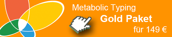 Metabolic Typing Online Shop